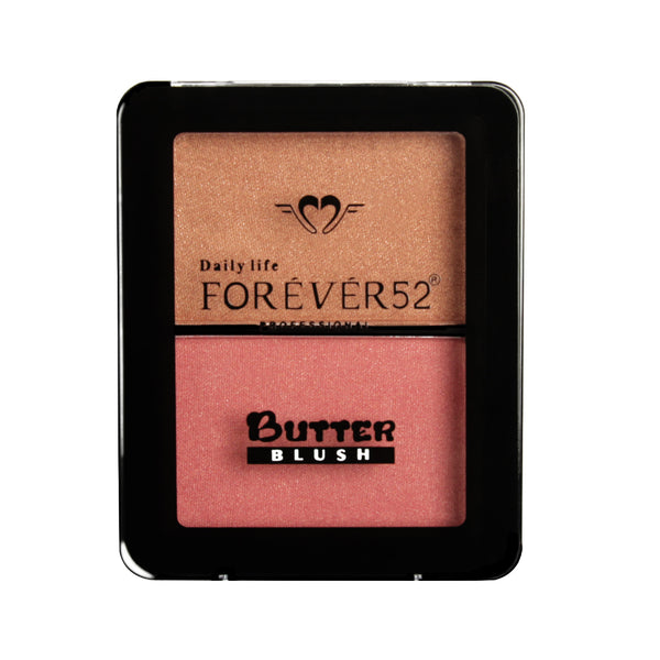 Butter Blush Rose On Ice - IBB001