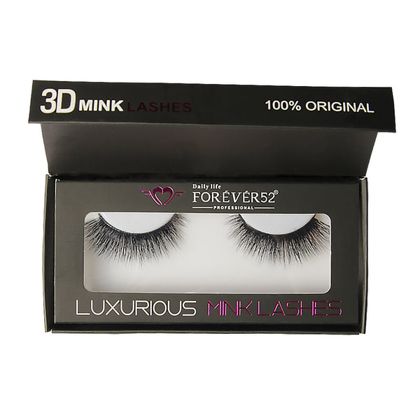 Luxurious 3D mink Lashes - MNK006