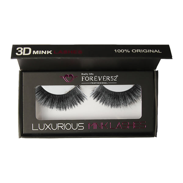 Luxurious 3D mink Lashes - MNK026