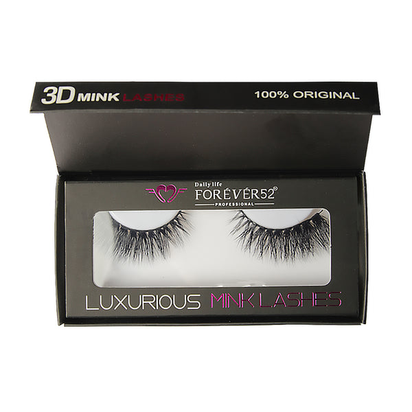 Luxurious 3D mink Lashes - MNK031
