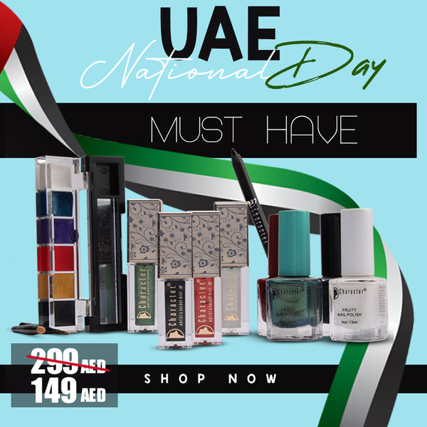 UAE National Day Must Have Collection