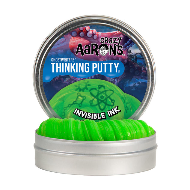 Crazy Aaron's Putty - Invisible Ink