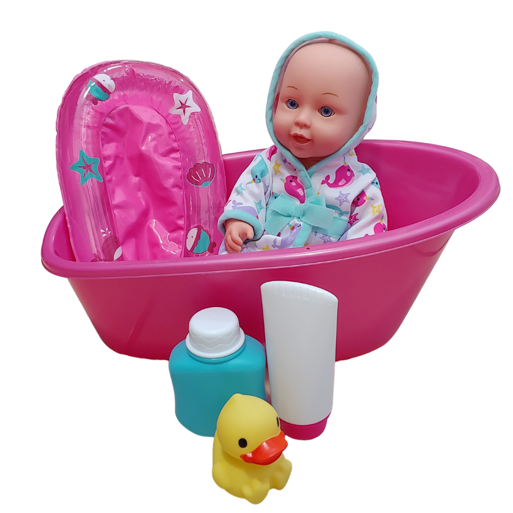 My Sweet Baby - Baby Doll with Bathtub