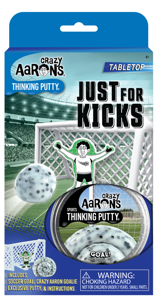 Crazy Aaron's Putty - Just for Kicks