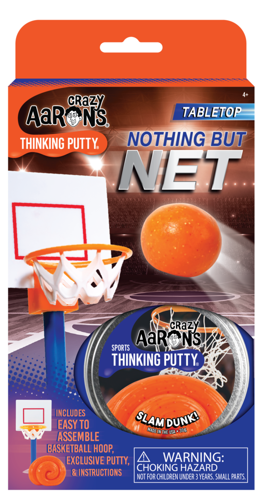 Crazy Aaron's Putty - Nothing But Net