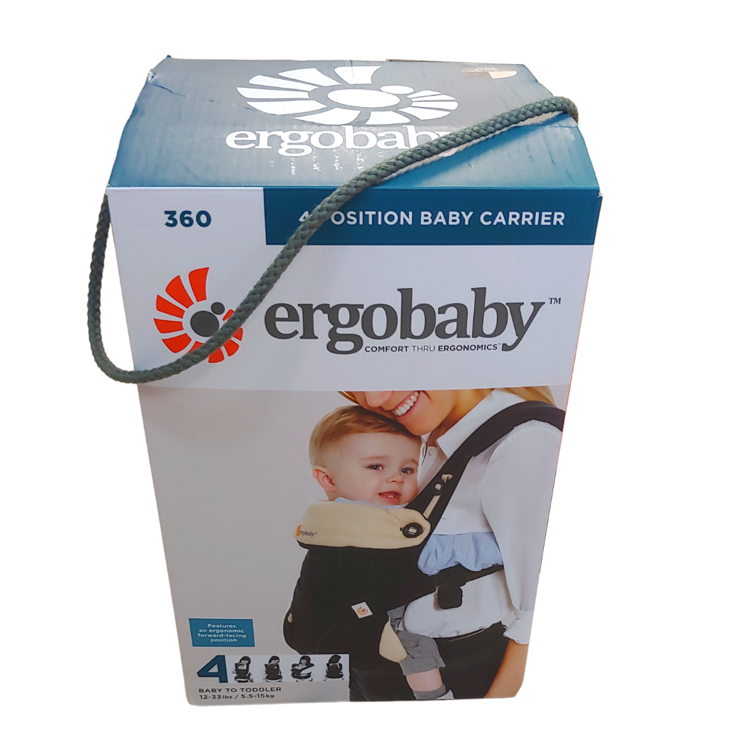 Ergo 360 Baby Carrier
