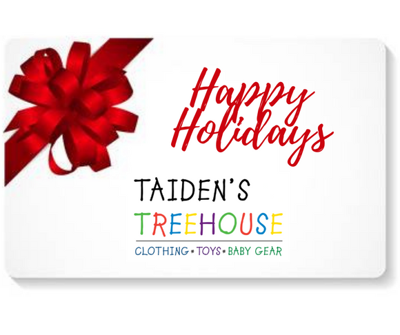 Holiday Gift Card