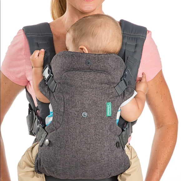 Infantino Flip 4 in 1 Baby Carrier