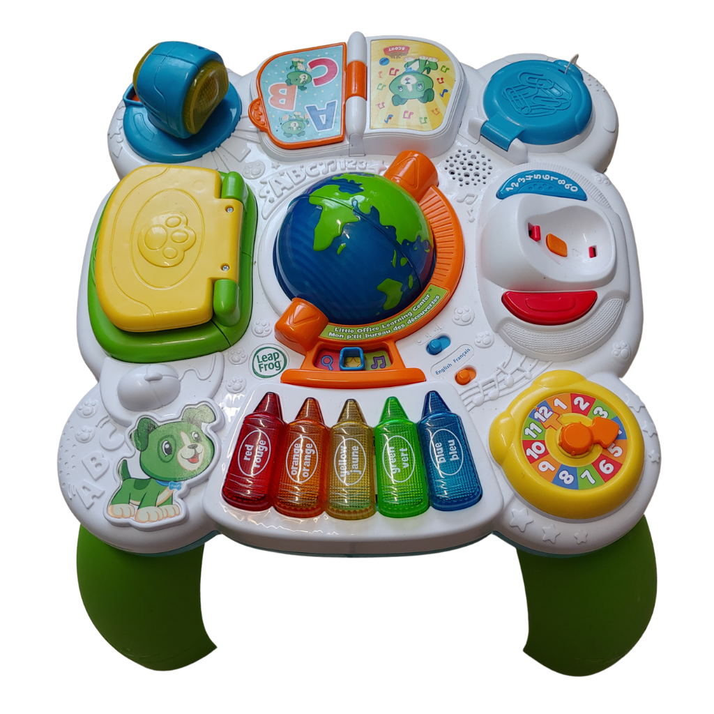 Leap Frog Sit n Stand Toy
