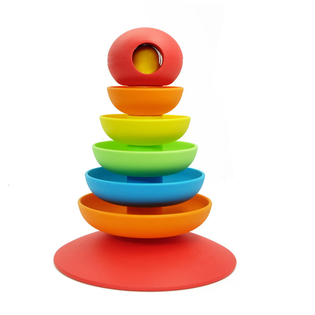 Bioserie Toys - 2 in 1 stacker