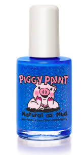 piggy paint - bran spank n blue
