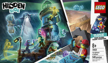 Load image into Gallery viewer, LEGO Hidden Side The Lighthouse of Darkness 70431