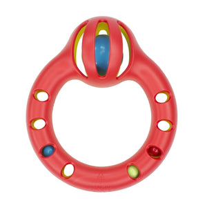 Bioserie Toys - round rattle