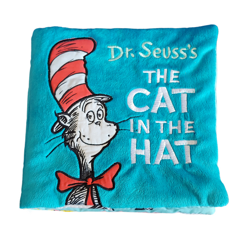 The cat in the hat soft book for babies