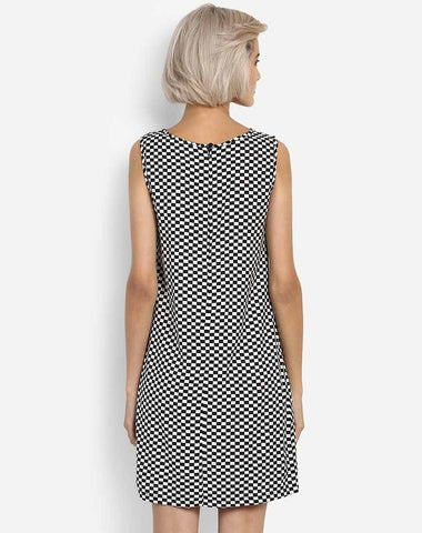 Women's Check Verlin Shift Dress