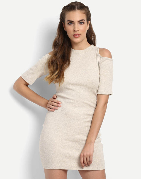 Women's Etty Cold Shoulder Bodycon Dress