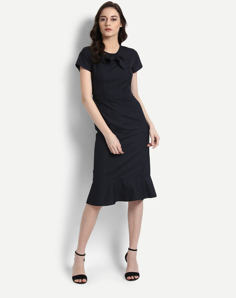 Women's Archie Short Sleeve Pencil Dress