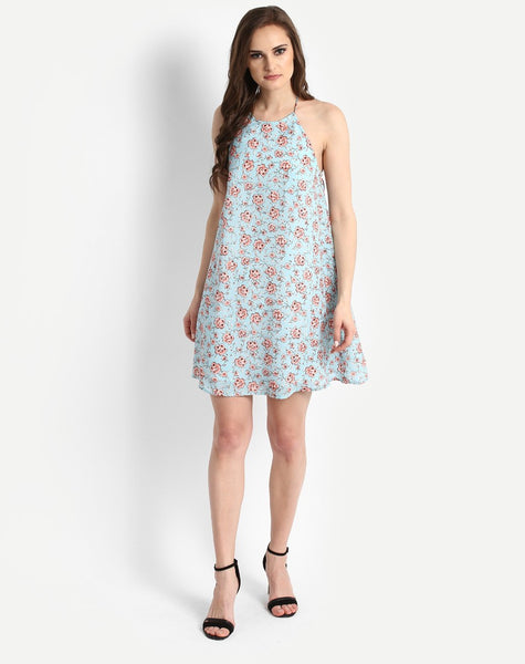 Women's Floral Claudia Shift Dress