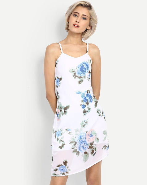 Women's Floral Leoma Bodycon Dress