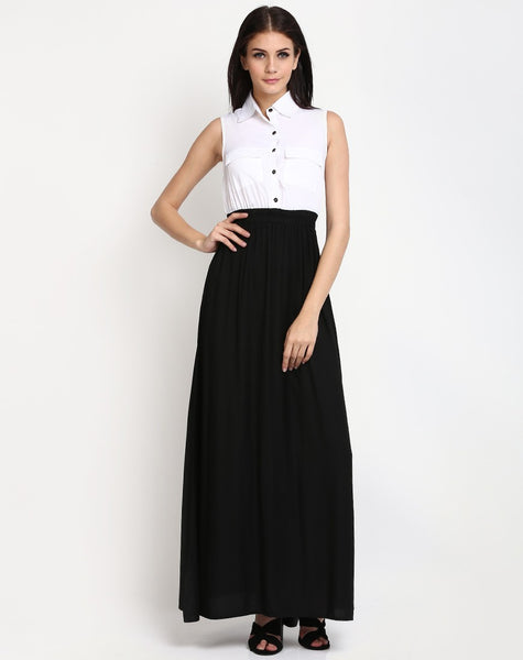 Women's Rachel Sleeveless Maxi Dress