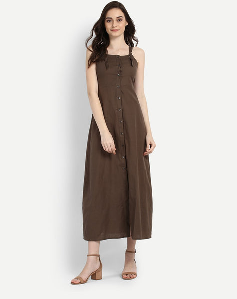 Women's Jeseni Sleeveless Maxi Dress
