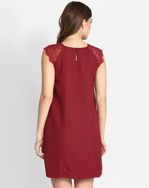 Women's Routine Spin Shift Dress