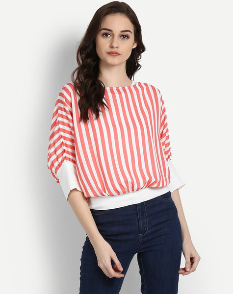 Women's Stripes Bruno Blouse Top
