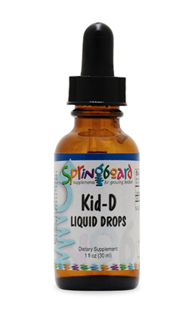 Kid-D Liquid Drops (Vit. D)