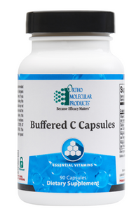 Buffered C Capsules (Vit. C option for sensitive stomach also)