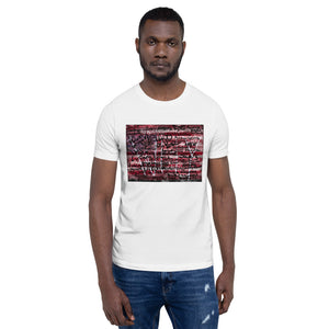 American Dream American Nightmare Short-Sleeve Unisex T-Shirt