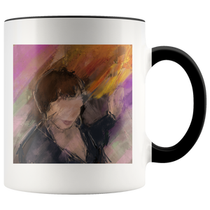 Window to the Soul Mug