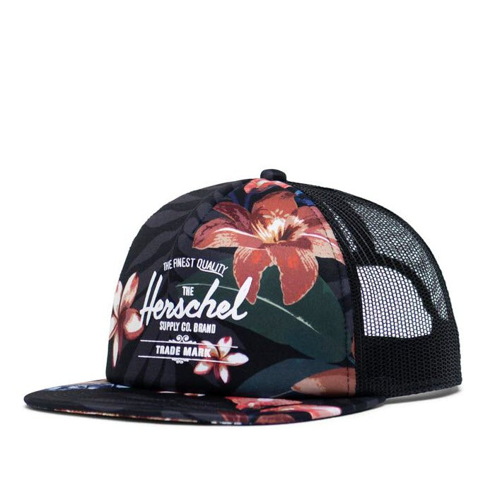Herschel Cap Adults «Whaler Mesh» in Summer Floral