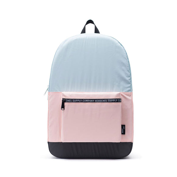 Herschel Packable Daypack Glacier/Cameo Rose/Black