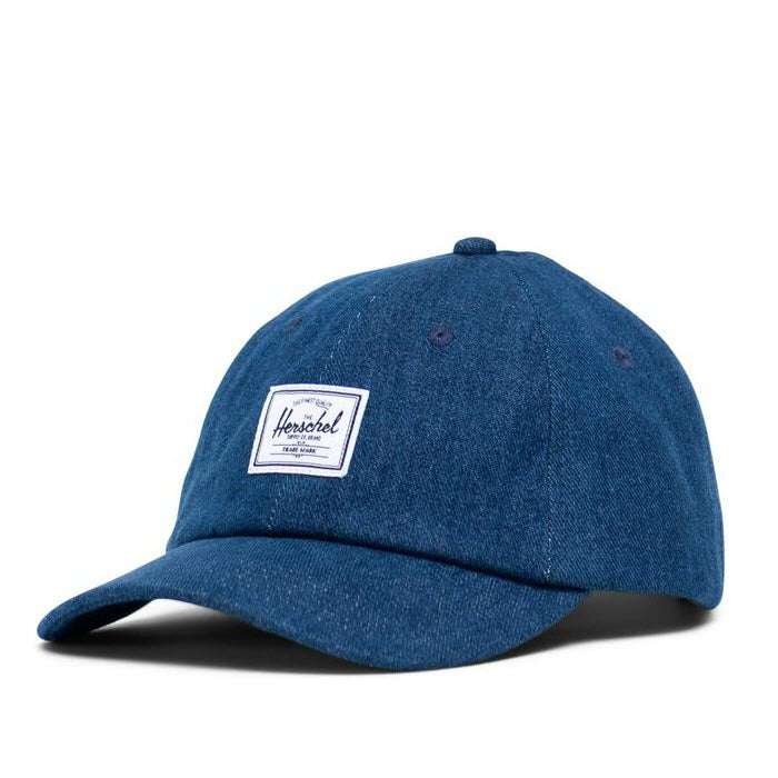 Herschel Cap Adults «Sylas» in Mid washed denim
