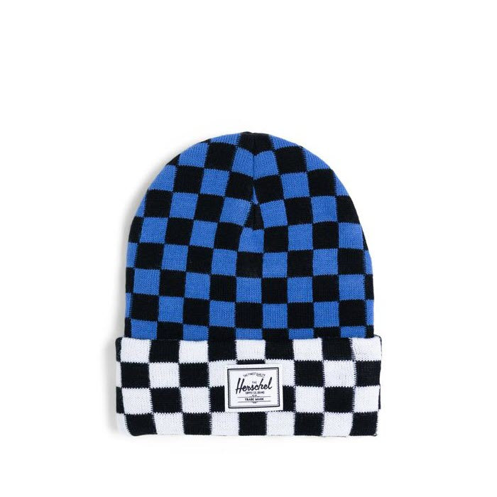 Beanie «ELMER YOUTH» Multi Check Amparo