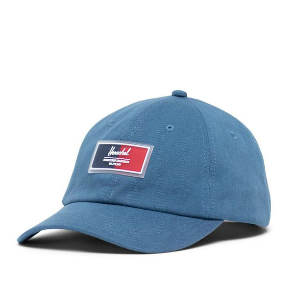 Herschel Cap Adults «Sylas Script» in Blue Mirage