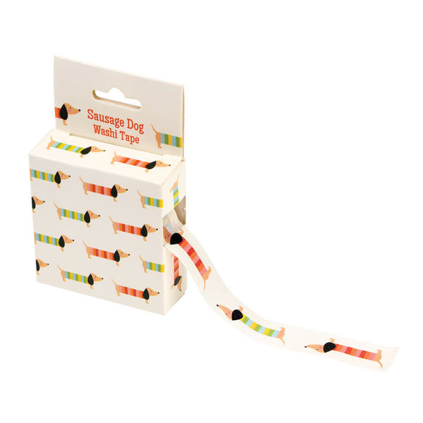 Washi Tape «Sausage Dog»