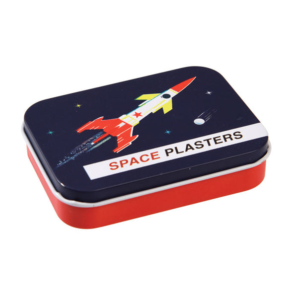 Pflaster-Box «Space Age»
