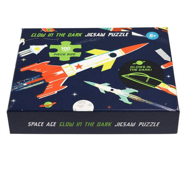 Puzzle Space Age Glow in the Dark