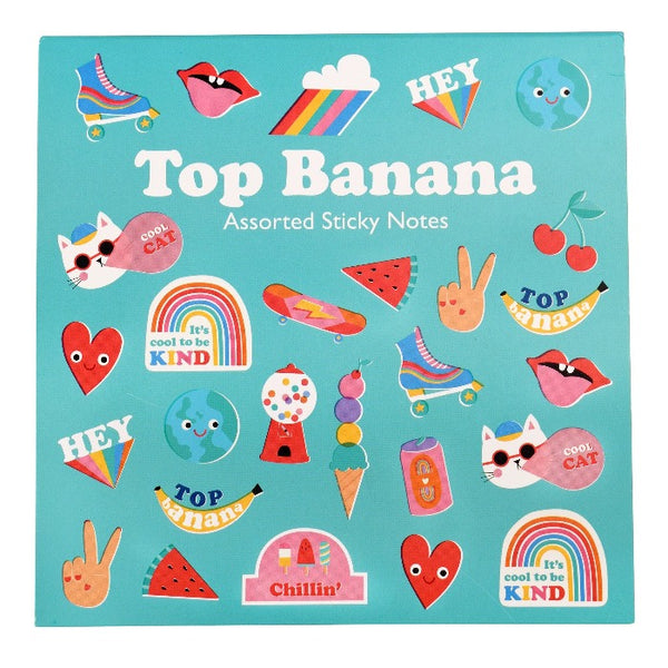 Sticky Notes Top Banana
