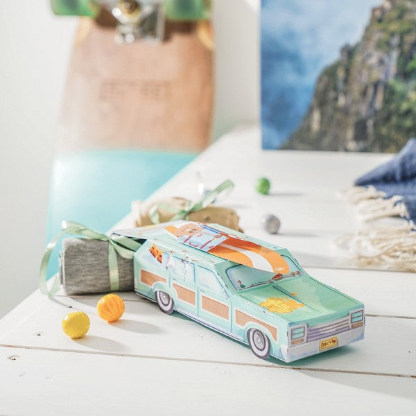 Giftbox «Station Wagon» von Donkey