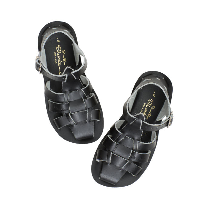 Salt Water Sandalen «SHARK Kids» black