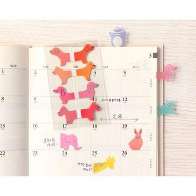 Index Sticky Notes «Dogs» von Midori