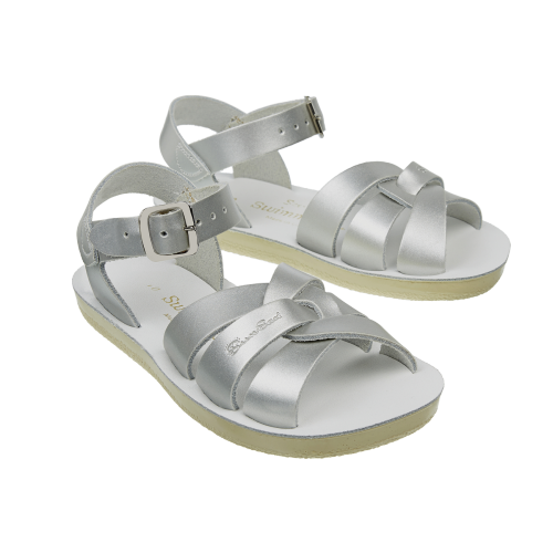 Salt Water Sandalen «Swimmer» silber - weloveyoulove  - 1