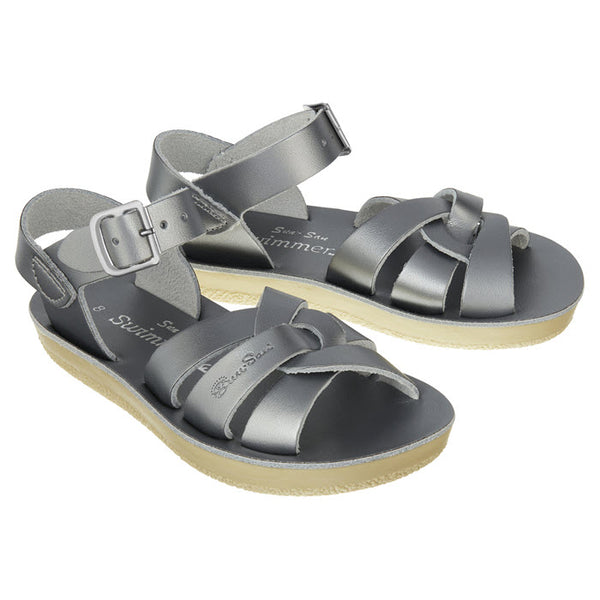 Salt Water Sandalen «SWIMMER» pewter