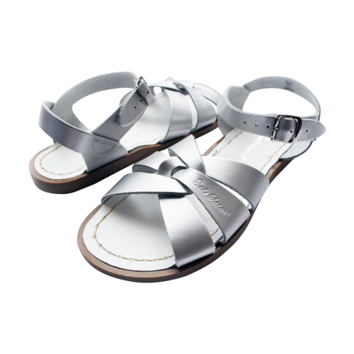 Salt Water Sandalen «Originals» silber - weloveyoulove  - 1