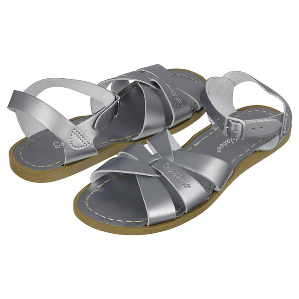 Salt Water Sandalen «Originals» pewter