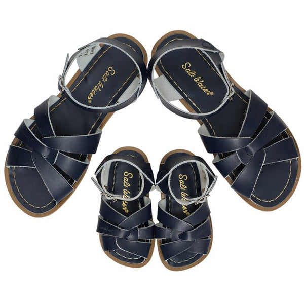 Salt Water Sandalen «MINI-ME» navy