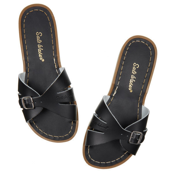 Salt Water Sandalen «CLASSIC SLIDES» black