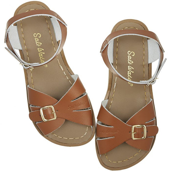Salt Water Sandalen «Originals classic» tan
